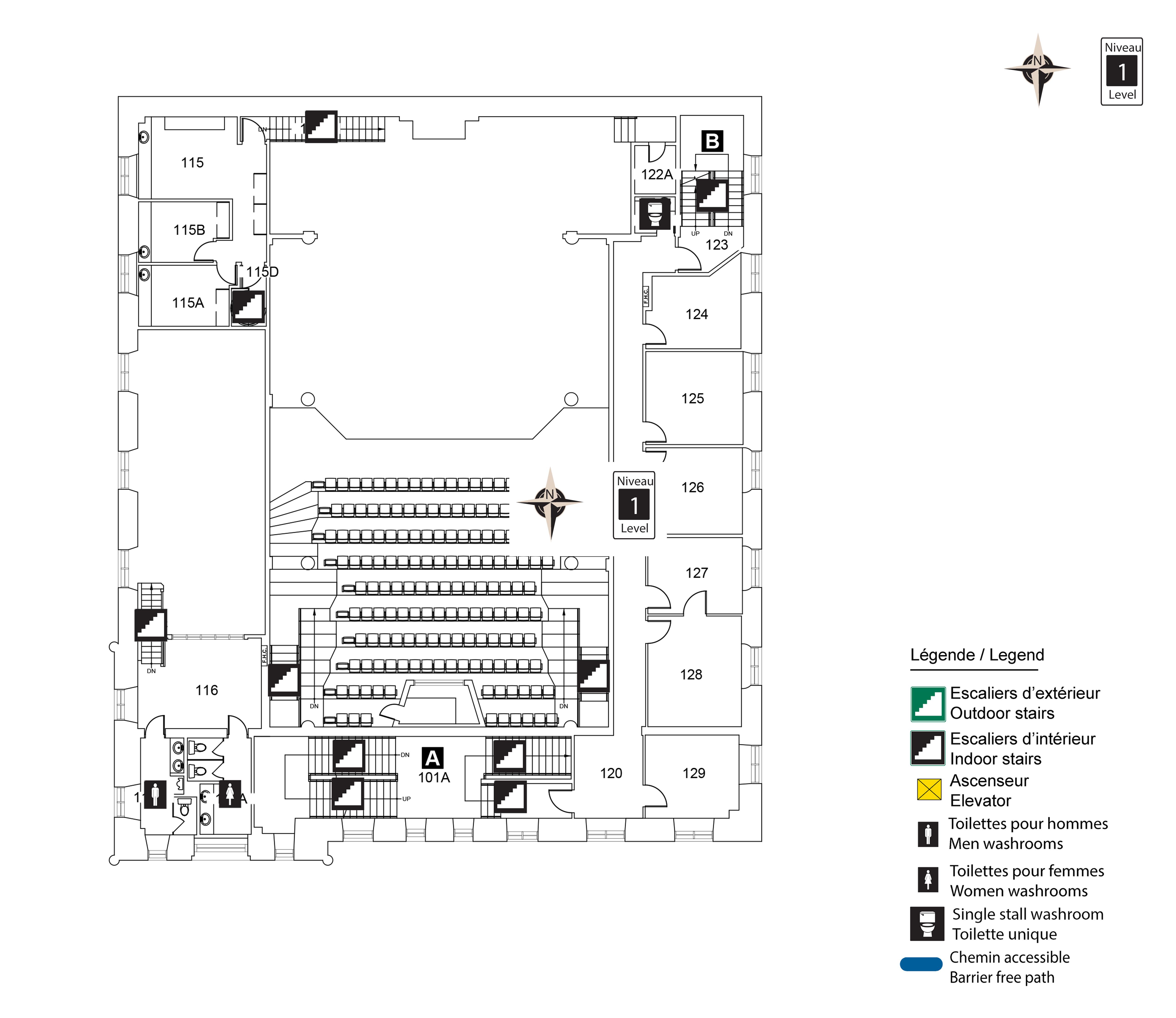 Academic hall - 01-2