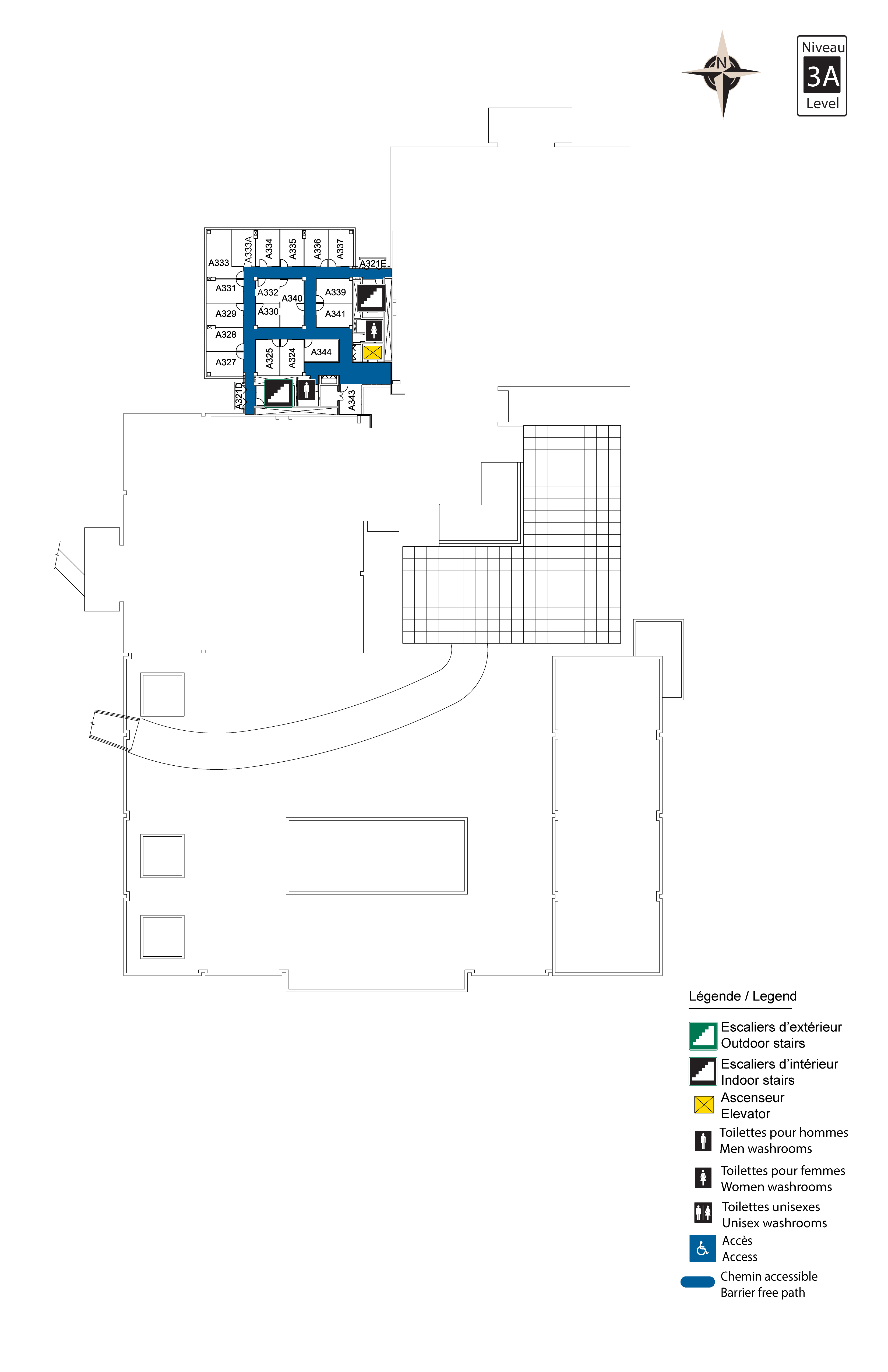 Accessible map - Cby 3a