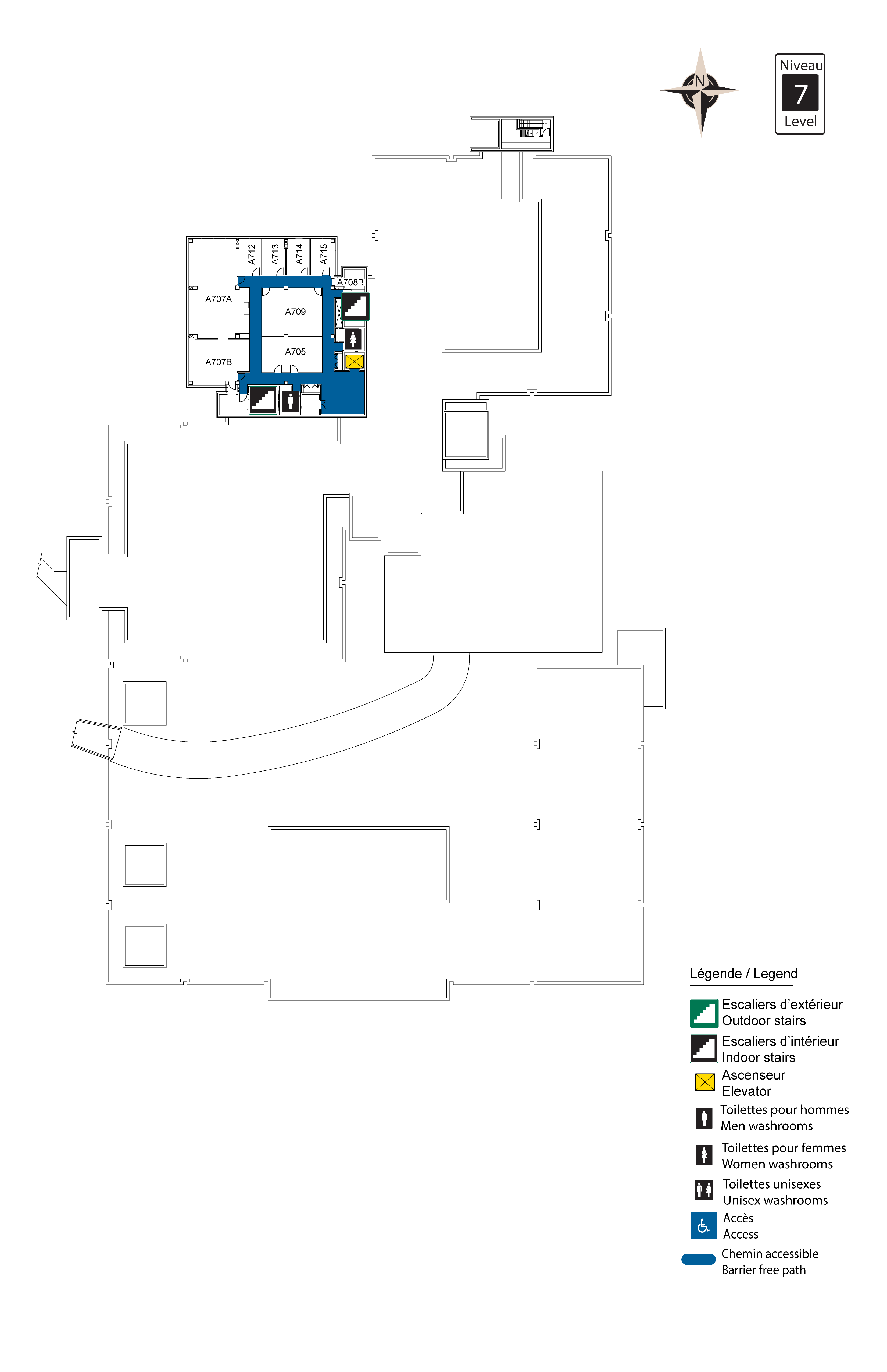 Accessible map - Cby 7
