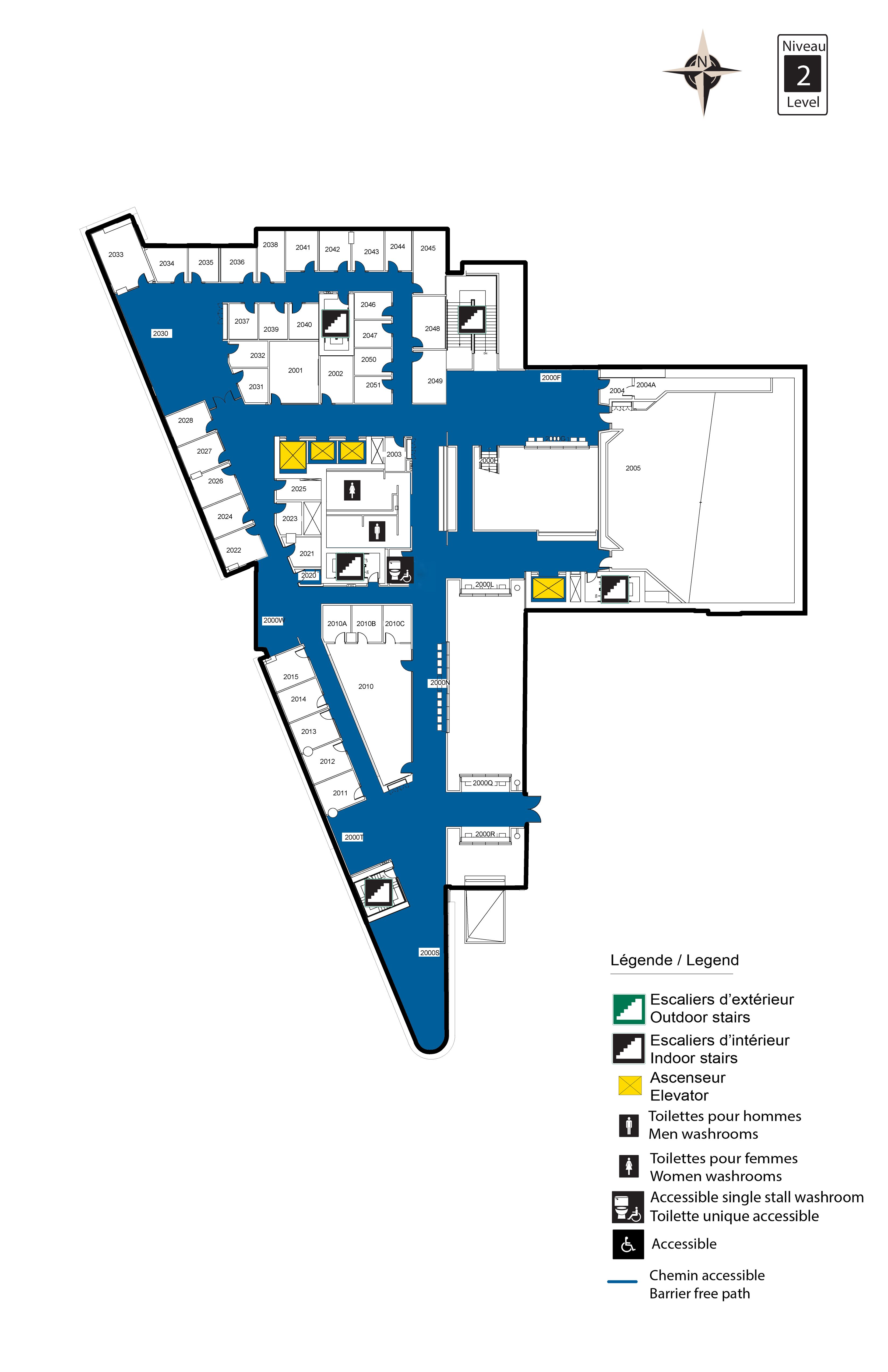 Accessible Map - FSS Level 2