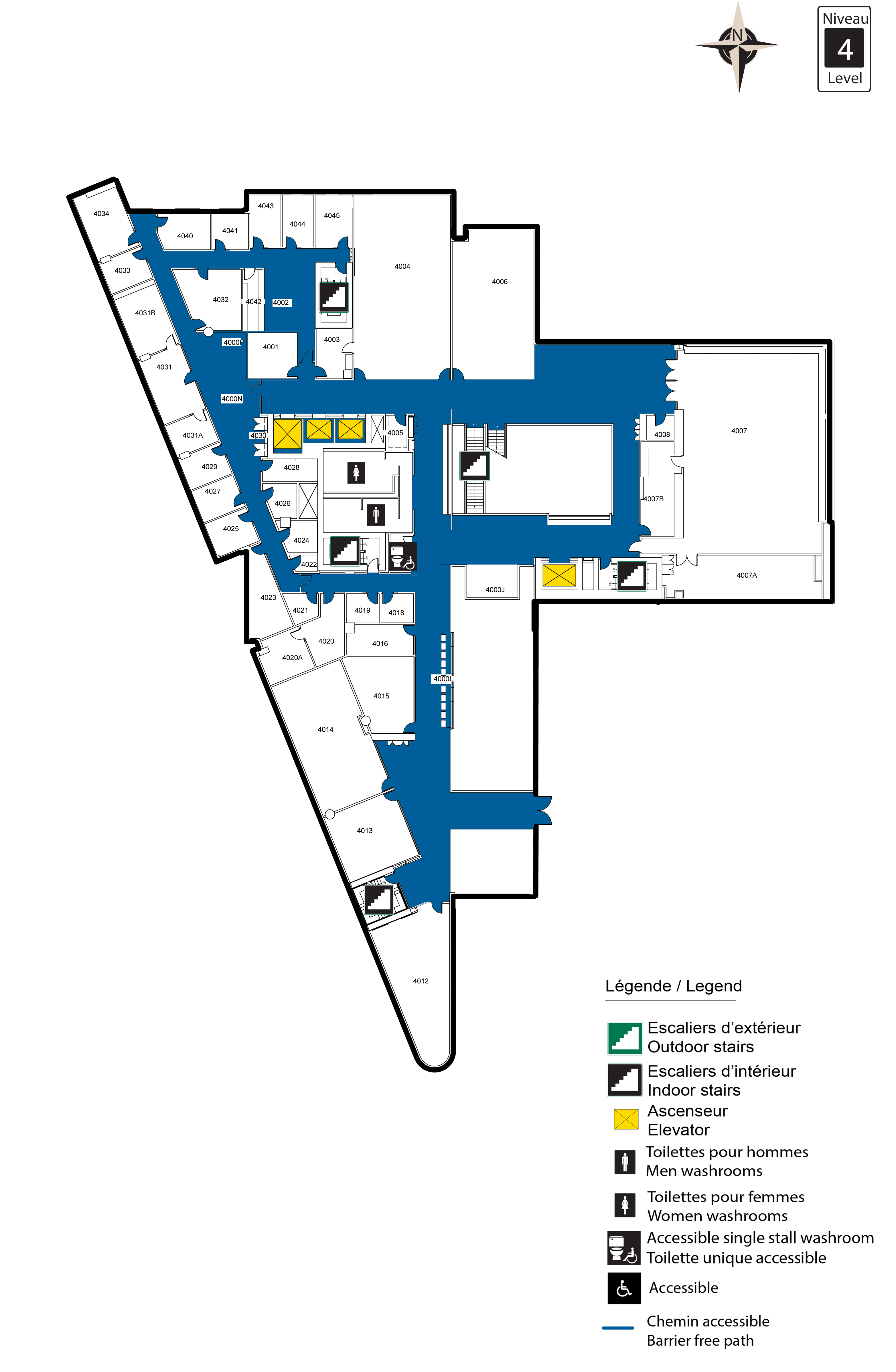 Accessible Map - FSS Level 4
