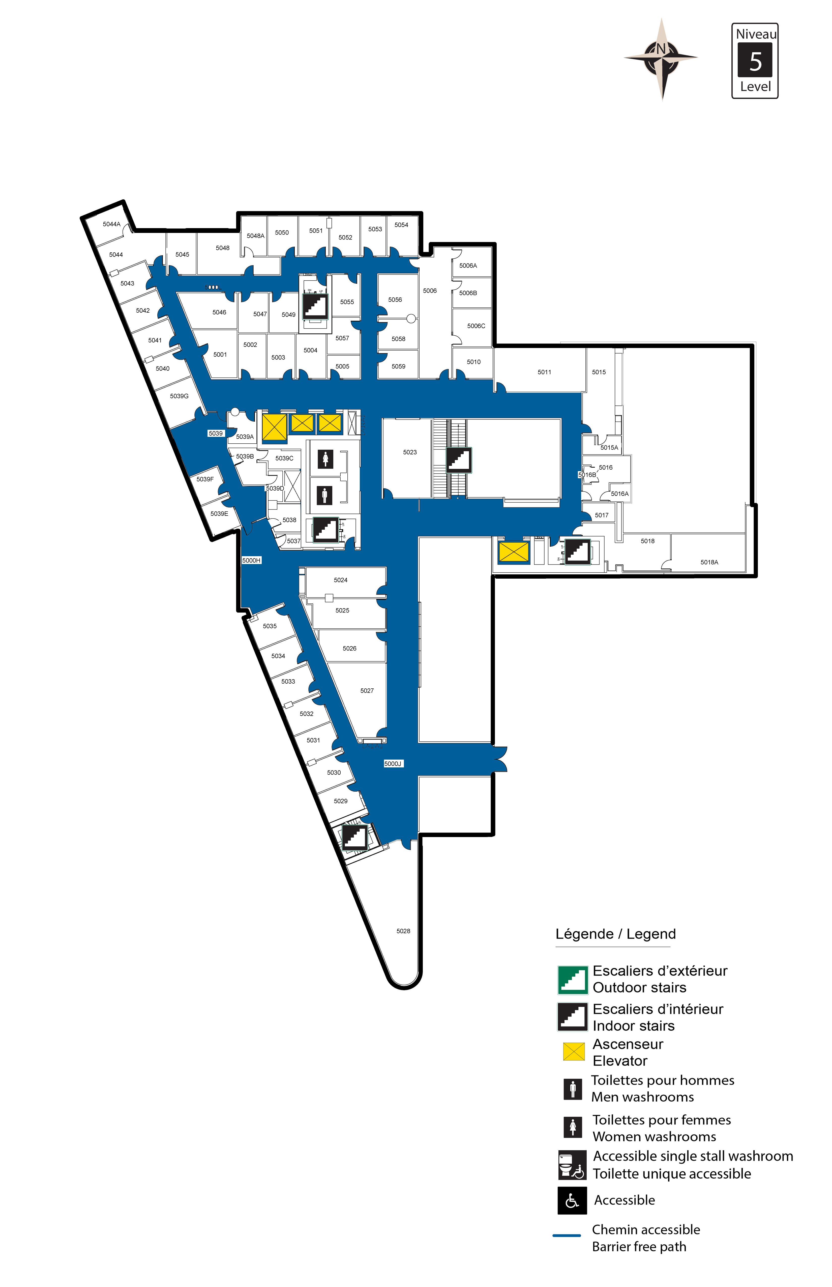 Accessible Map - FSS Level 5