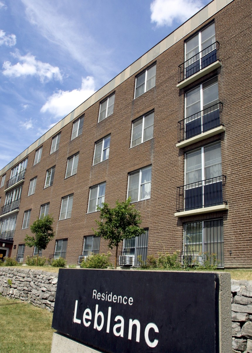 Leblanc Residence