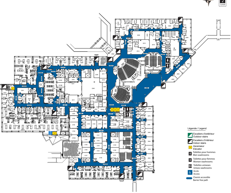 Maps University Of Ottawa